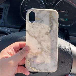 Accessories - Marble iPhone XR case
